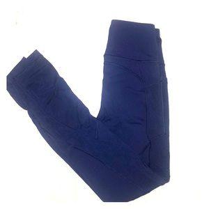 Lululemon pants with side pockets